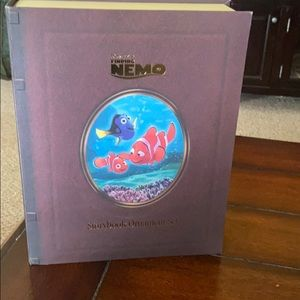 Disney Finding Nemo story book collection